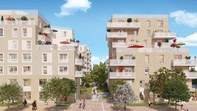 Canal Horizon - immobilier neuf Bondy