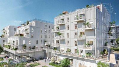 Wood Parc - immobilier neuf Fontenay-sous-bois