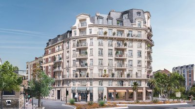 Carré Foch - immobilier neuf La Garenne-colombes