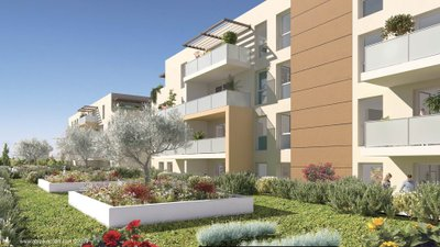 Rythmic - immobilier neuf Nîmes