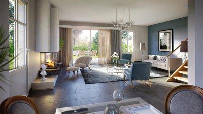 Les Demeures D'arpeggio - immobilier neuf Le Bouscat