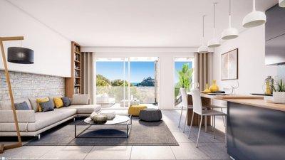Prestige View - immobilier neuf èze