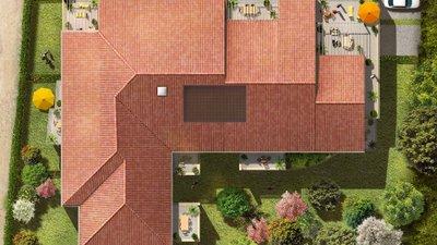 Coeur Village - immobilier neuf Aix-en-provence
