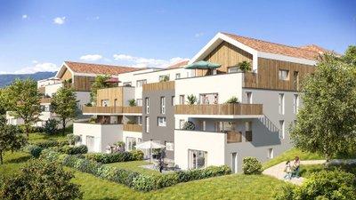 La Clé Des Champs - immobilier neuf Marigny-saint-marcel