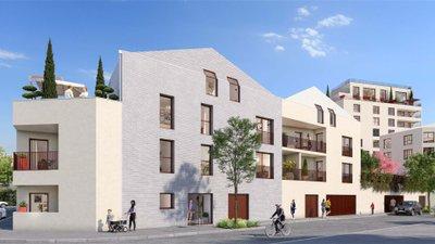 Escale Sur Jardins - immobilier neuf Bordeaux