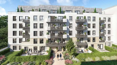 Beaux Accords - immobilier neuf Thiais