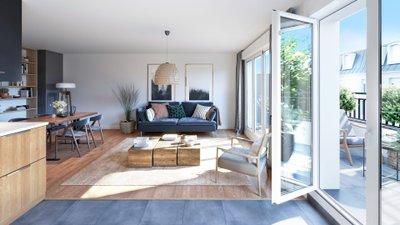 Villa Historia - immobilier neuf Noisy-le-grand