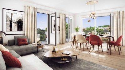 Westmont - immobilier neuf Rueil-malmaison