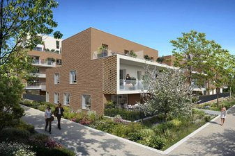 New District - immobilier neuf Toulouse