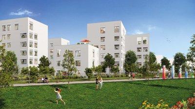 Partition - immobilier neuf Villeurbanne