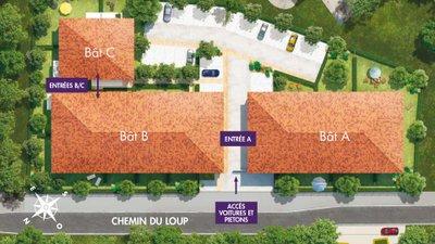 Closerie Saint-simon – Prix Maîtrisés - immobilier neuf Toulouse