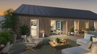Cosy Garden - immobilier neuf Nantes