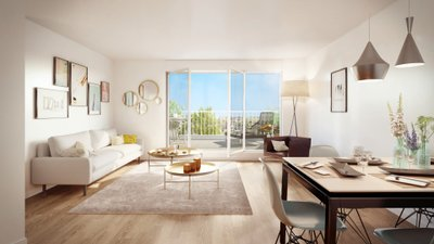 Iconic - immobilier neuf Talence