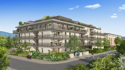 Dolce - immobilier neuf Ambilly