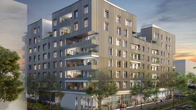 Arch - immobilier neuf Villeurbanne