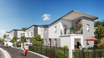 Les Rives D'or - immobilier neuf Lagny-sur-marne
