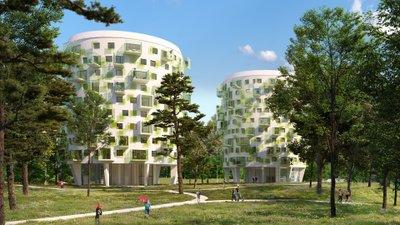 Parc De Fontbelleau - immobilier neuf Lormont