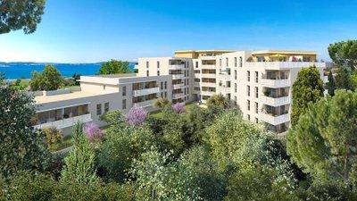 Les Lodges De Thau - immobilier neuf Sète
