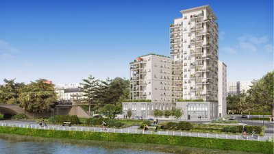 Rive De Loire - immobilier neuf Nantes