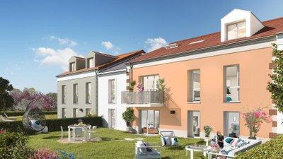 Le Hameau Du Genêt - immobilier neuf Pontault-combault