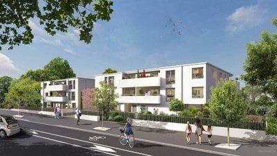 L'orée Saint-augustin - immobilier neuf Mérignac