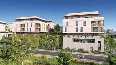 Nova Park - immobilier neuf Montpellier