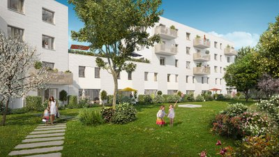 Green Square - immobilier neuf Lille