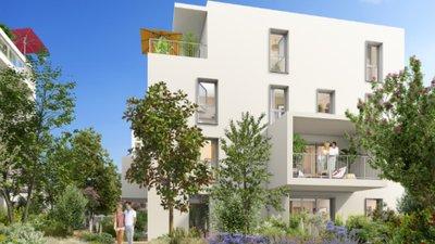Résidence Les Bains - immobilier neuf Saint-palais-sur-mer