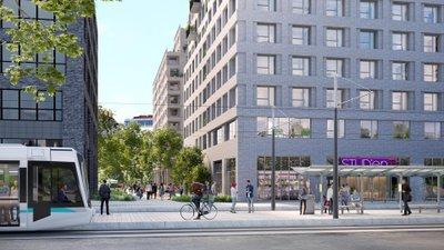 Stud'en Ville - Résidence Etudiante - immobilier neuf Bobigny