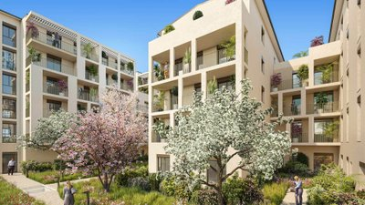 Lithograf - immobilier neuf Lyon