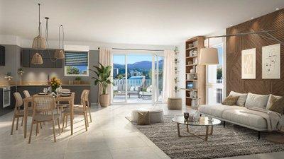 Nova - immobilier neuf Annemasse