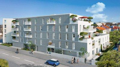 Auréa - immobilier neuf Nantes
