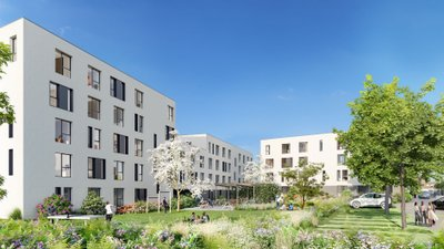 Stud'campus - immobilier neuf Roubaix