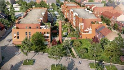 L'ilot Vert - immobilier neuf Roubaix