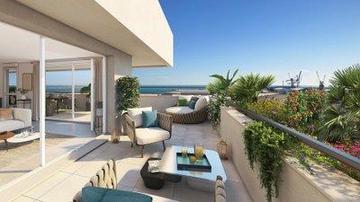 Móda - immobilier neuf Sète