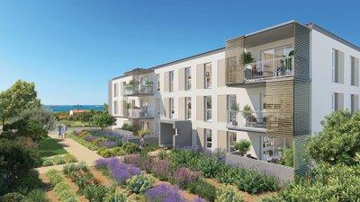Domaine Bleu Nature - immobilier neuf Port-de-bouc