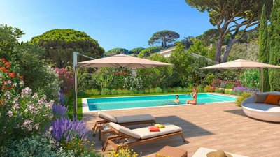 Castel Panorama - immobilier neuf Cavalaire-sur-mer