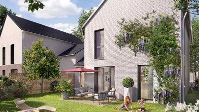 Les Muses - immobilier neuf Montigny-le-bretonneux