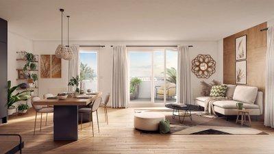La Promenade D'aristide - immobilier neuf Les Pavillons-sous-bois