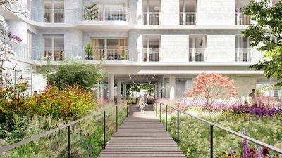 Boréales - immobilier neuf Clichy