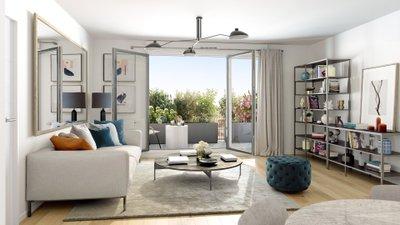 Résidence Privilèges - immobilier neuf Clichy