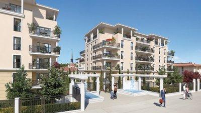 Domaine Du Parc Rambot - immobilier neuf Aix-en-provence