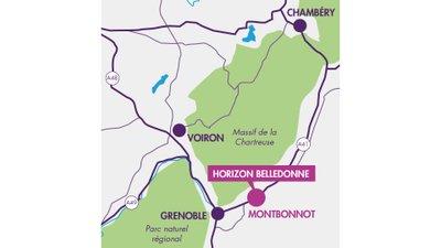 Horizon Belledonne - Cogedim Club® - immobilier neuf Montbonnot-saint-martin