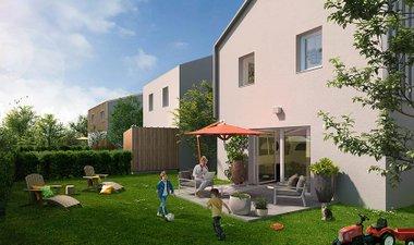 Le Clos Virens - immobilier neuf Carquefou
