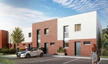 Les Jardins Du Hainaut - immobilier neuf Valenciennes