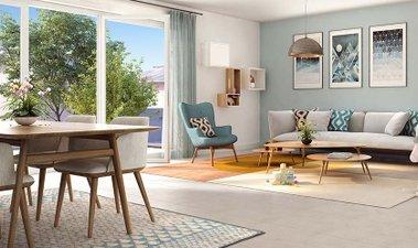 #pur Cottage - immobilier neuf Vaulx-en-velin