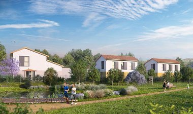 Les Naturelles - immobilier neuf Bagnols
