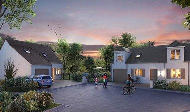La Clairiere - immobilier neuf Mareil-sur-mauldre