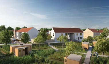 Les Arches - immobilier neuf Chavenay