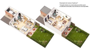 Les Allees D'erable - immobilier neuf Colombelles